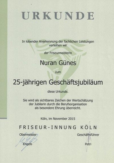 Friseur Innung Köln